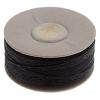 Nymo Bobbin- Size D 64yds/bobbin Black Tex 35 10pcs/bag